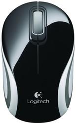 Logitech M187 RF Draadloos Optisch 1000DPI Ambidextrous Zwart muis
