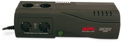 APC Back-UPS 325VA noodstroomvoeding 4x schuko uitgang