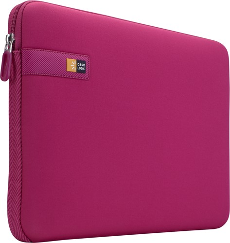 "Case Logic 13,3"" laptop- en MacBook hoes Roze-2"