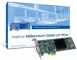 Matrox G55-MDDE32LPDF GDDR videokaart