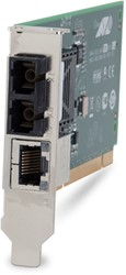 Allied Telesis MC102XLPCI Intern 100Mbit/s 1310nm Multimode Groen netwerk media converter