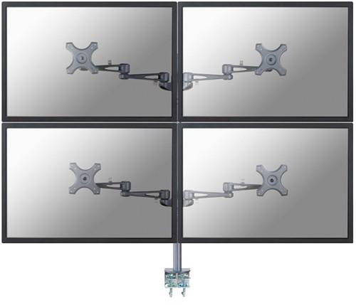 Newstar FPMA-D935D4 flat panel bureau steun