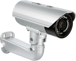 D-Link DCS-7513/E IP Buiten Rond Zilver bewakingscamera
