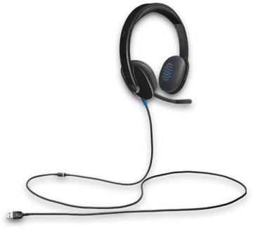 Logitech H540 Stereofonisch Hoofdband Zwart hoofdtelefoon-2