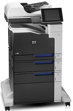 HP Color LaserJet Enterprise M775f Laser A3 Grijs, Wit