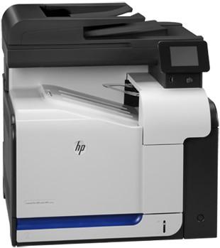 HP LaserJet M570dw Laser A4 Wi-Fi Zwart, Grijs