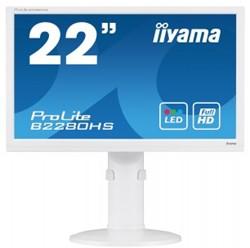 "iiyama ProLite B2280HS-W1 21.5"" Full HD TN+Film Wit PC-flat panel"