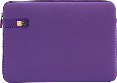 """Case Logic 15""""-16"""" laptophoes Paars-3"""