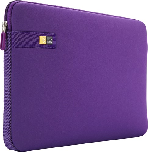"""Case Logic 15""""-16"""" laptophoes Paars-2"""