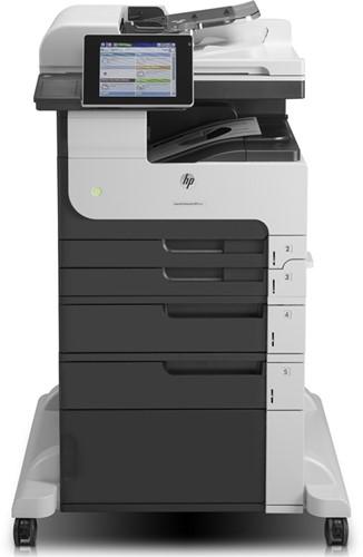 HP LaserJet Enterprise MFP M725f Laser A3 Zwart, Grijs