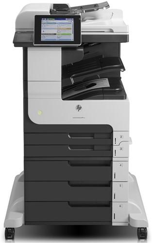 HP LaserJet Enterprise MFP M725z Laser A3 Zwart, Grijs