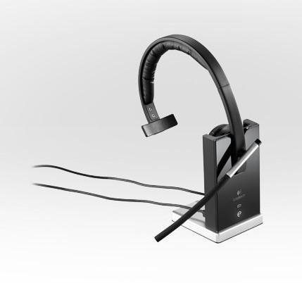 Logitech H820e Monauraal Hoofdband Zwart hoofdtelefoon-3