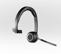 Logitech H820e Monauraal Hoofdband Zwart hoofdtelefoon-2