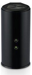 D-Link AC1200 Dual-band (2.4 GHz / 5 GHz) Gigabit Ethernet Zwart