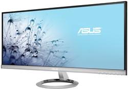 """ASUS MX299Q 29"""" IPS Zwart, Zilver computer monitor"""