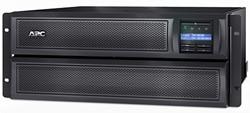 APC Smart-UPS X 3000VA noodstroomvoeding 8x C13, 2x C19 uitgang, USB, NMC