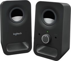 Logitech Z150 Stereo portable speaker 3W Zwart