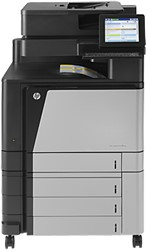HP LaserJet Color LaserJet Enterprise flow MFP M880z