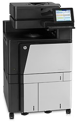 HP LaserJet Color LaserJet Enterprise flow MFP M880z+