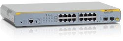 Allied Telesis AT-X210-16GT Managed L2+ Gigabit Ethernet (10/100/1000) Grijs netwerk-switch