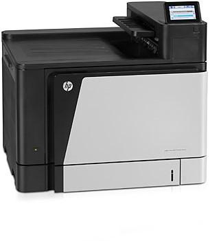 HP LaserJet Color LaserJet Enterprise M855dn printer