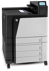 HP LaserJet Color LaserJet Enterprise M855xh printer