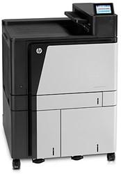 HP LaserJet Color LaserJet Enterprise M855x+ printer