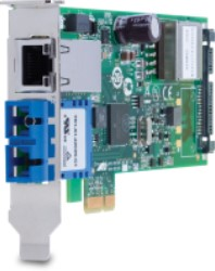 Allied Telesis AT-2911GP/SXSC-001 Intern Ethernet/Fiber 1000Mbit/s netwerkkaart & -adapter