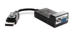 HP DisplayPort-naar-VGA adapter