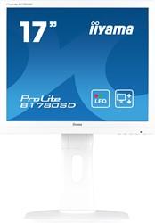 "iiyama ProLite B1780SD 17"" Niet ondersteund TN+Film Mat Wit"