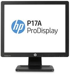 """HP ProDisplay P17A 17"""" Niet ondersteund TN+Film Zwart"""