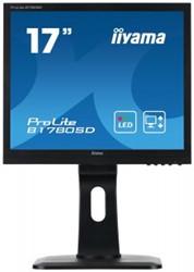 "iiyama ProLite B1780SD-B1 17"" Niet ondersteund TN Zwart PC-flat panel"