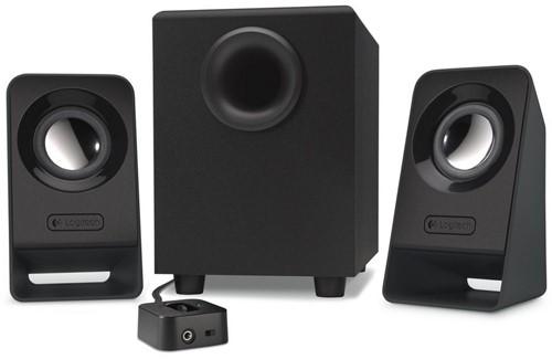 Logitech Z213 2.1kanalen 7W Zwart luidspreker set-2