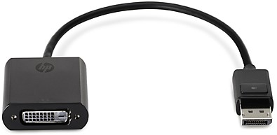 HP F7W96AA video kabel adapter