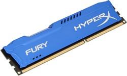 HyperX FURY Blue 8GB 1600MHz DDR3 8GB DDR3 1600MHz geheugenmodule