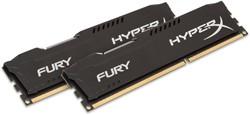 HyperX FURY Black 16GB 1866MHz DDR3 16GB DDR3 1866MHz geheugenmodule