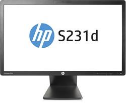 """HP EliteDisplay S231d 23"""" Zwart Full HD"""