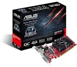 ASUS R7240-OC-4GD3-L Radeon R7 240 4GB GDDR3 videokaart