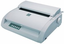 Fujitsu DL3750+ 480tekens per seconde 360 x 360DPI dot matrix-printer