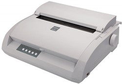 Fujitsu DL3850+ 537tekens per seconde 360 x 360DPI dot matrix-printer