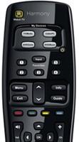 Logitech 915-000235 IR Draadloos Drukknopen Zwart afstandsbediening-3