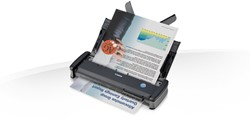 Canon imageFORMULA P-215II Papier-gevoerd 600 x 600DPI A4 Zwart, Grijs