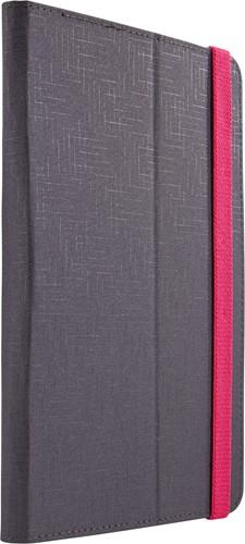 "Case Logic SureFit 8"" Folioblad Antraciet, Roze"