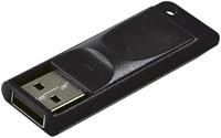 Verbatim 32GB USB 2.0 Slider 32GB USB 2.0 Type-A Zwart USB flash drive-2