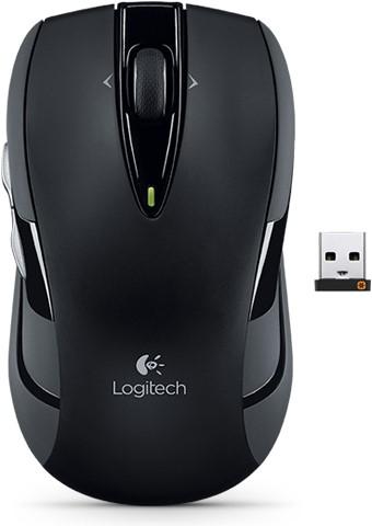 Logitech M545 RF Draadloos Optisch 1000DPI Zwart muis