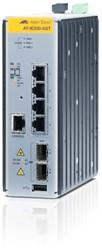 Allied Telesis AT-IE200-6GT Managed L2 Gigabit Ethernet (10/100/1000) Zwart