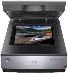 Epson Perfection V850 Flatbed scanner 6400 x 9600DPI A4 Zwart