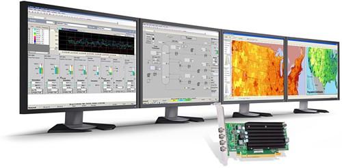 Matrox C420 LP PCIe x16-2