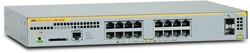 Allied Telesis AT-x230-18GP-50 Managed L2+ Gigabit Ethernet (10/100/1000) Power over Ethernet (PoE) Grijs