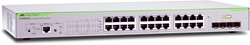 Allied Telesis AT-GS924M-50 Managed L2 Gigabit Ethernet (10/100/1000) Grijs